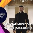 Vasil - Here I Stand - North Macedonia 🇲🇰 - Official Music - Eurovision 2021